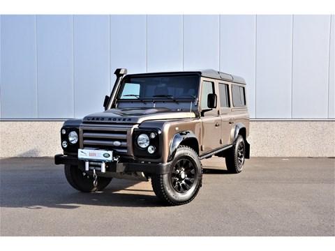 Tweedehands Land Rover Defender BARN282 Land Rover & Jaguar specialist Kalmthout