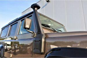 Tweedehands Land Rover Defender snorkel BARN282 Land Rover & Jaguar specialist Kalmthout