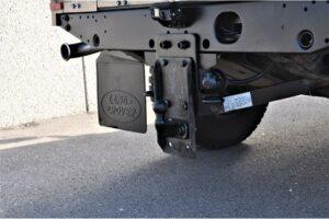 Tweedehands Land Rover Defender trekhaak BARN282 Land Rover & Jaguar specialist Kalmthout