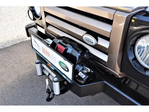 Tweedehands Land Rover Defender winge BARN282 Land Rover & Jaguar specialist Kalmthout
