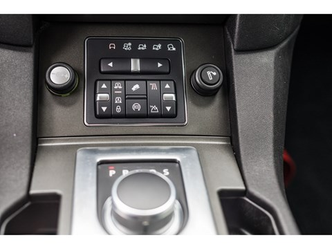 Tweedehands Land Rover Discovery 4 interieur BARN282 Land Rover & Jaguar specialist Kalmthout