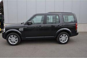 Tweedehands Land Rover Discovery 4 zijkant BARN282 Land Rover & Jaguar specialist Kalmthout